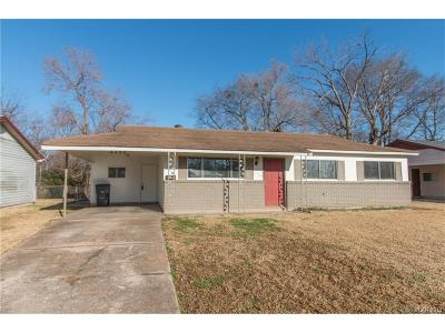 Bossier City Single Family Home For Sale: 3225 Thunderbird Lane
