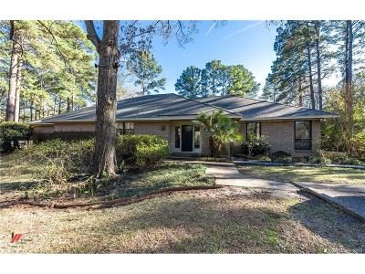 Shreveport Single Family Home For Sale: 506 Turkey Trail