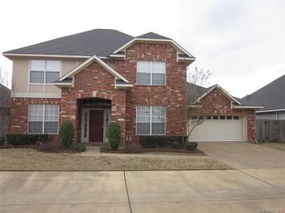 Shreveport Single Family Home For Sale: 111 Labelle Lane