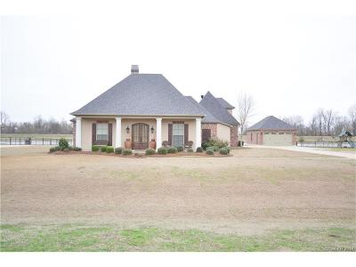 Bossier City Single Family Home For Sale: 229 Stillwater Place