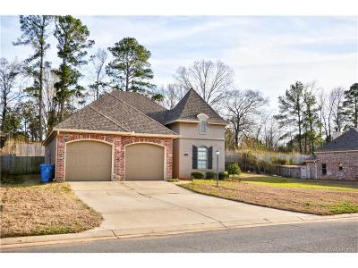 Haughton Single Family Home For Sale: 354 Wood Springs