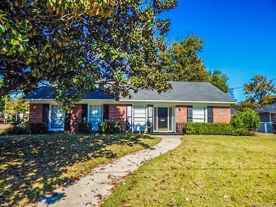 Shreveport Single Family Home For Sale: 374 Gloria Avenue