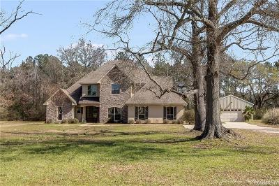 Shreveport Single Family Home For Sale: 5355 Quad J Road