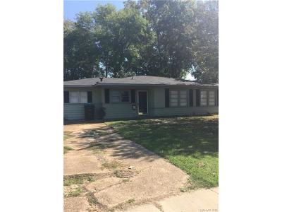 Bossier City Single Family Home For Sale: 1356 Anita Street