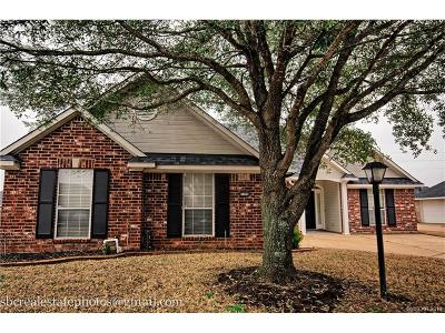 Bossier City Single Family Home For Sale: 1304 E Belle Haven Drive