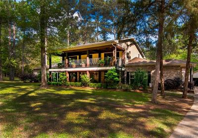 Shreveport Single Family Home For Sale: 1224 Leonard Road