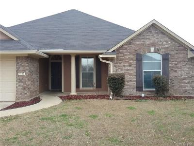 Bossier City Single Family Home For Sale: 4935 General Polk Drive