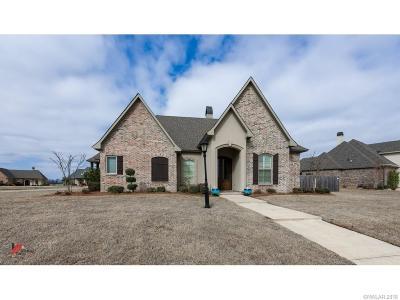 Benton Single Family Home For Sale: 299 Plum Orchard Lane