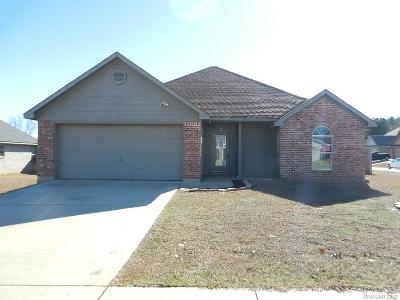 Haughton LA Single Family Home For Sale: $149,500