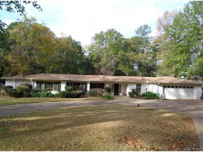 Shreveport Single Family Home For Sale: 1204 Hassett