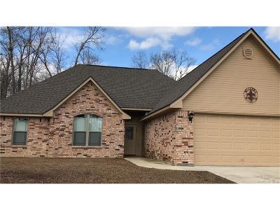 Haughton Single Family Home For Sale: 188 Bent Tree Loop