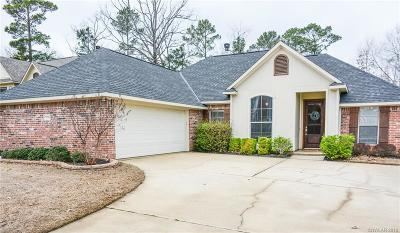 Norris Ferry Crossing Single Family Home For Sale: 1100 Pelican Creek Drive