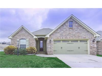 Haughton Single Family Home For Sale: 401 Blackwood Circle