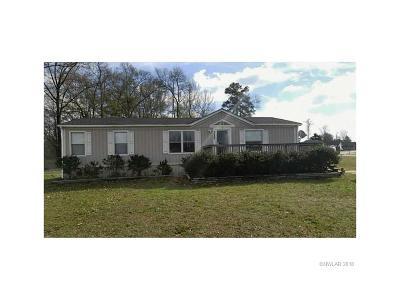 Haughton Single Family Home For Sale: 317 Fox Creek Drive