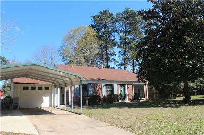Shreveport LA Single Family Home For Sale: $115,000