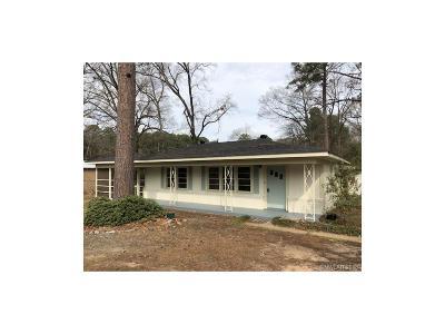 Shreveport LA Single Family Home For Sale: $105,000
