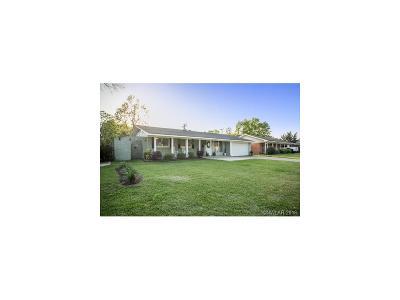 Shreveport LA Single Family Home For Sale: $1,750