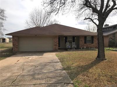 Benton Single Family Home For Sale: 105 S Parkridge Drive