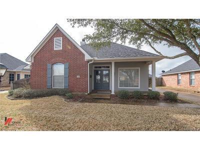 Bossier City Single Family Home For Sale: 3004 Gabriel Oaks Drive