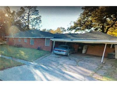 Shreveport LA Single Family Home For Sale: $89,900