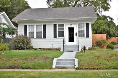 Shreveport LA Single Family Home For Sale: $159,000