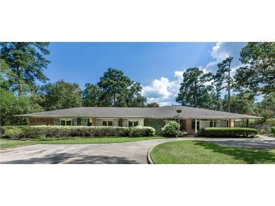 Shreveport Single Family Home For Sale: 355 Drexel Drive