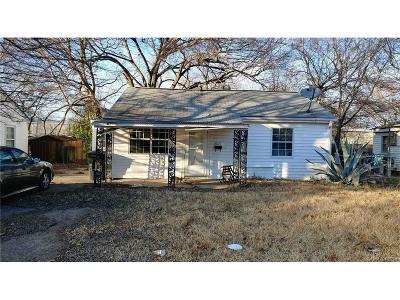 Bossier City LA Single Family Home For Sale: $25,000