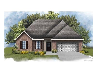 Bossier City Single Family Home For Sale: 3009 Grace Harper Drive