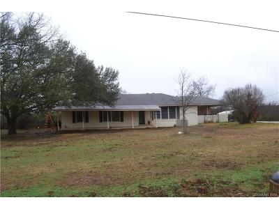 Oil City Single Family Home For Sale: 912 Highway 1