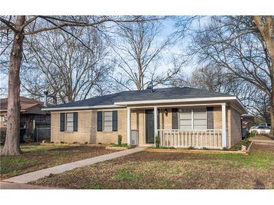 Bossier City Single Family Home For Sale: 4883 Camellia Lane