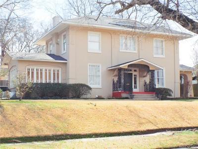 Shreveport Single Family Home For Sale: 521 Atkins Avenue