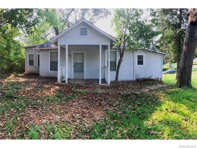Shreveport Single Family Home For Sale: 3761 W College Street