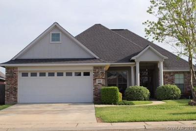 Bossier City Single Family Home For Sale: 206 Cold Harbor Court