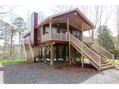 Shreveport Single Family Home For Sale: 4205 Glenn Road