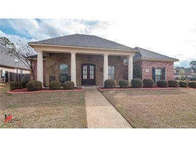 Shreveport Single Family Home For Sale: 1005 Conti Drive