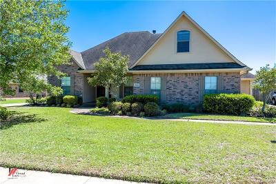 Bossier City Single Family Home For Sale: 2040 Bayou Bend Drive