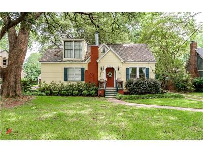 Shreveport Single Family Home For Sale: 215 Ockley Drive