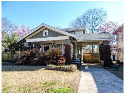 Shreveport Single Family Home For Sale: 843 Gladstone Boulevard