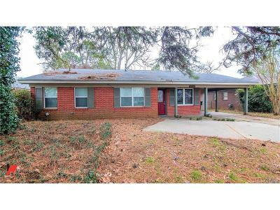 Shreveport Single Family Home For Sale: 3853 Greenway Place