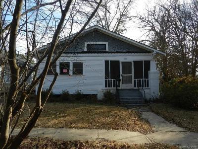 Shreveport Single Family Home For Sale: 425 Columbia Street