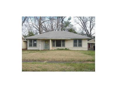Shreveport Single Family Home For Sale: 364 Sandefur Drive