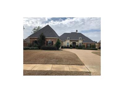 Shreveport Single Family Home For Sale: 9576 Rochel Drive
