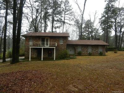 Shreveport Single Family Home For Sale: 3025 Gorton Road