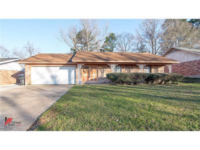 Shreveport Single Family Home For Sale: 1632 Shady Lane
