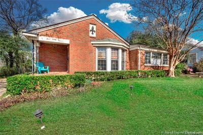 Shreveport Single Family Home For Sale: 320 Stephenson Street