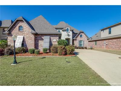Bossier City Single Family Home For Sale: 731 Dumaine Drive