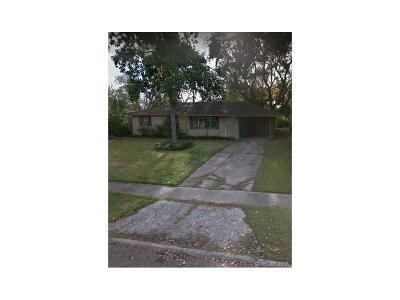 Bossier City Single Family Home For Sale: 2518 Ashland