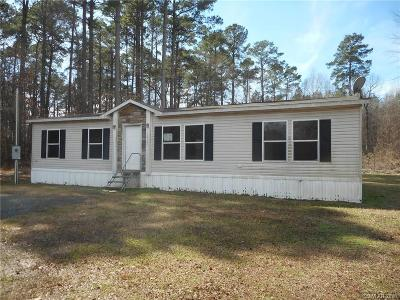 Minden Single Family Home For Sale: 14128 Highway 371