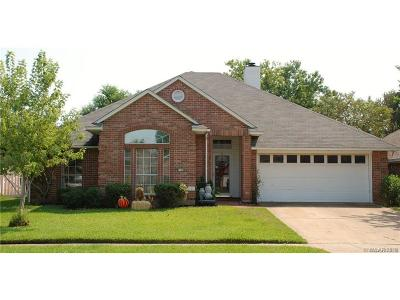 Bossier City Single Family Home For Sale: 2112 Middle Creek Boulevard