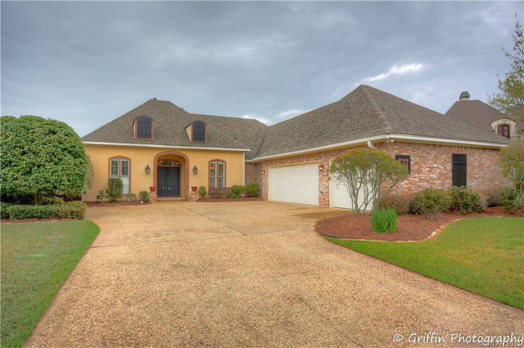 Listing 70 Turnbury Drive Bossier City La Mls 221365 Homes And Shreveport Real Estate For Al Property Search In